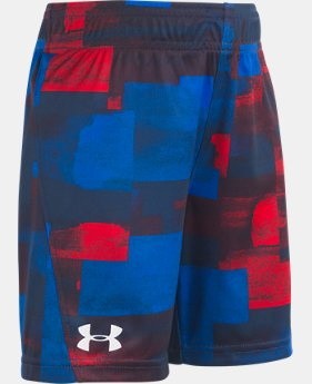 Boys' Toddler UA Water Box Boost Shorts  1  Color Available $22