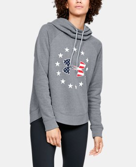 Women's UA Freedom Logo Favorite Hoodie  2  Colors Available $50