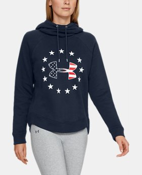Women's UA Freedom Logo Favorite Hoodie LIMITED TIME ONLY 3  Colors Available $35