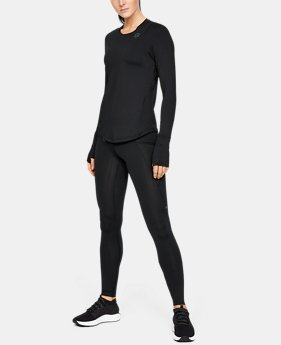 cce17f2b Women's UA RUSH™ Long Sleeve 1 Color Available $55