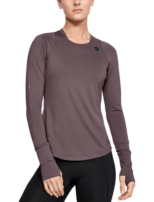 b42605a0 This review is fromWomen's UA RUSH™ Long Sleeve.