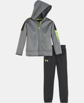 New Arrival Boys' Infant UA Lit Up Track Set   1  Color Available $44