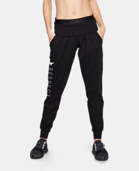 New Arrival Women's UA x Project Rock USDNA Joggers  1 Color $70