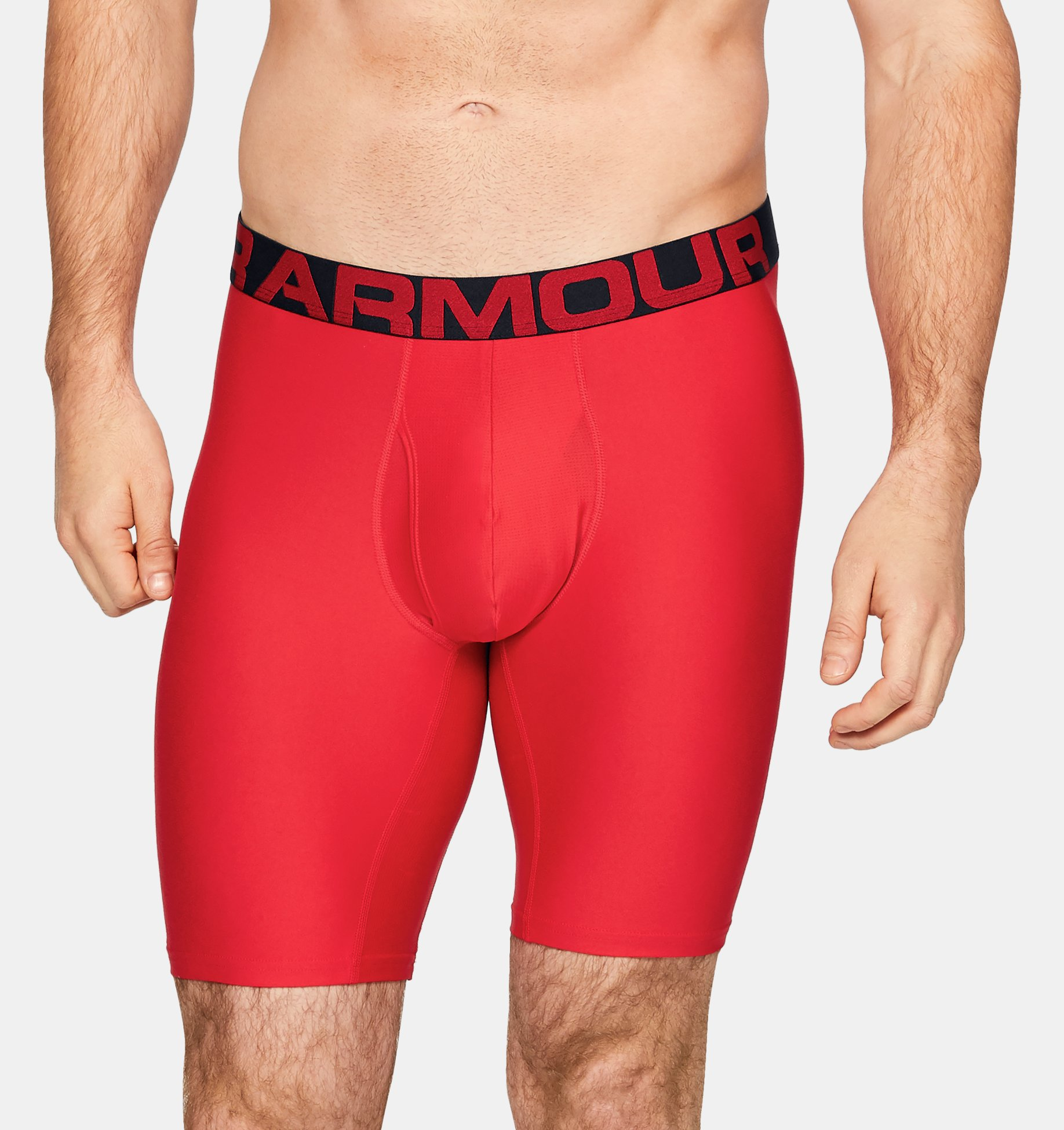 "Under Armour Mens UA Tech 9"" Boxerjock"