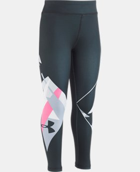 Girls' Toddler UA Infinity Leggings  1  Color Available $30