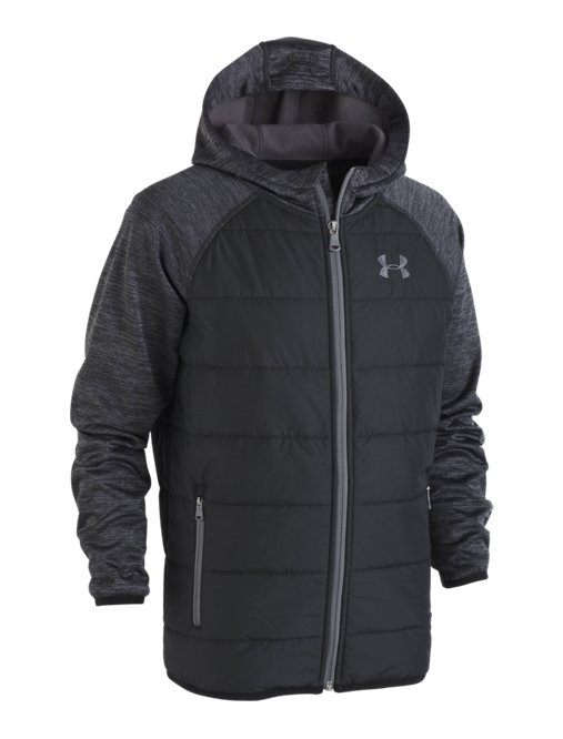edd7d11e9 This review is fromBoys' UA Day Trekker Hooded Jacket.