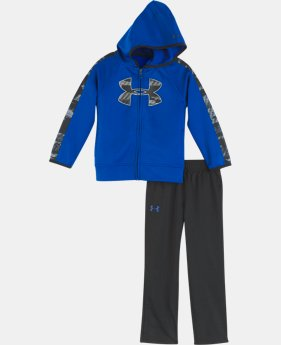 Boys' Infant UA Travel Track Set  1  Color Available $51
