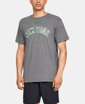 Men's MLB UA Celt Wordmark Short Sleeve  3  Colors Available $30