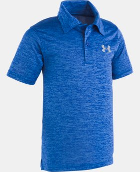 Boys' Toddler UA Match Play Twist Polo  1  Color Available $29