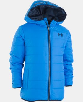 Boys' UA Pronto Puffer Jacket  3  Colors Available $70