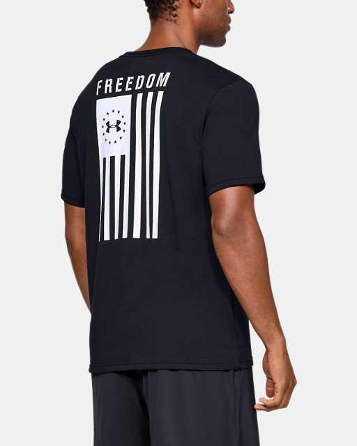Men's UA Freedom Flag T-Shirt