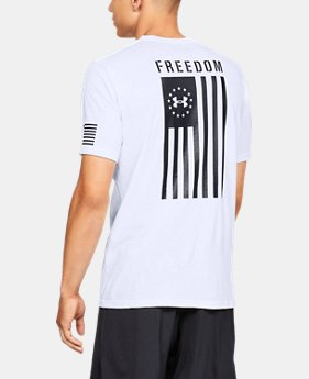 fb56d09a764 Men s UA Freedom Flag T-Shirt 12 Colors Available  25