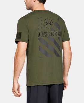 028e8b998df New Arrival Men s UA Freedom Express T-Shirt 3 Colors Available  25