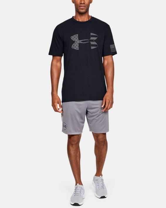 Men's UA Freedom Tonal BFL T-Shirt, Black, pdpMainDesktop image number 1