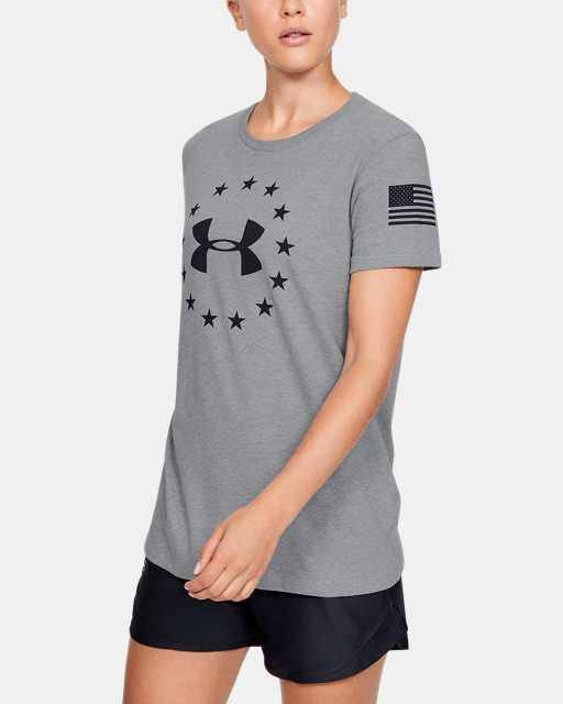 Women's UA Freedom Logo T-Shirt