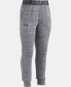Girls' Toddler UA Tech™ Wordmark Pants  1  Color Available $30