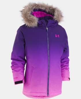 Girls' Pre-School UA Laila Jacket   1  Color Available $153