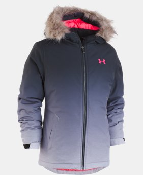 Girls' UA Laila Jacket   1  Color Available $130