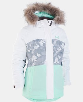 Girls' UA Rocky Pine Jacket   1  Color Available $155