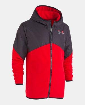 eee0cd22 Boys' Rain Jackets & Fleece Jackets | Under Armour CA