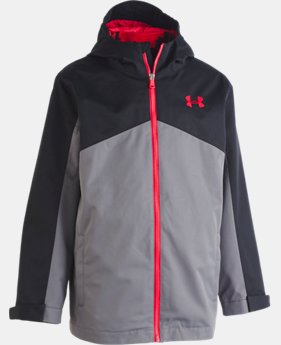Boys' UA Printed Westward 3-In-1 Jacket   2  Colors Available $135