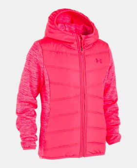 huge discount 6f9d4 ddeb7 Girls  UA Minaret Vista Jacket 3 Colors Available  63.75