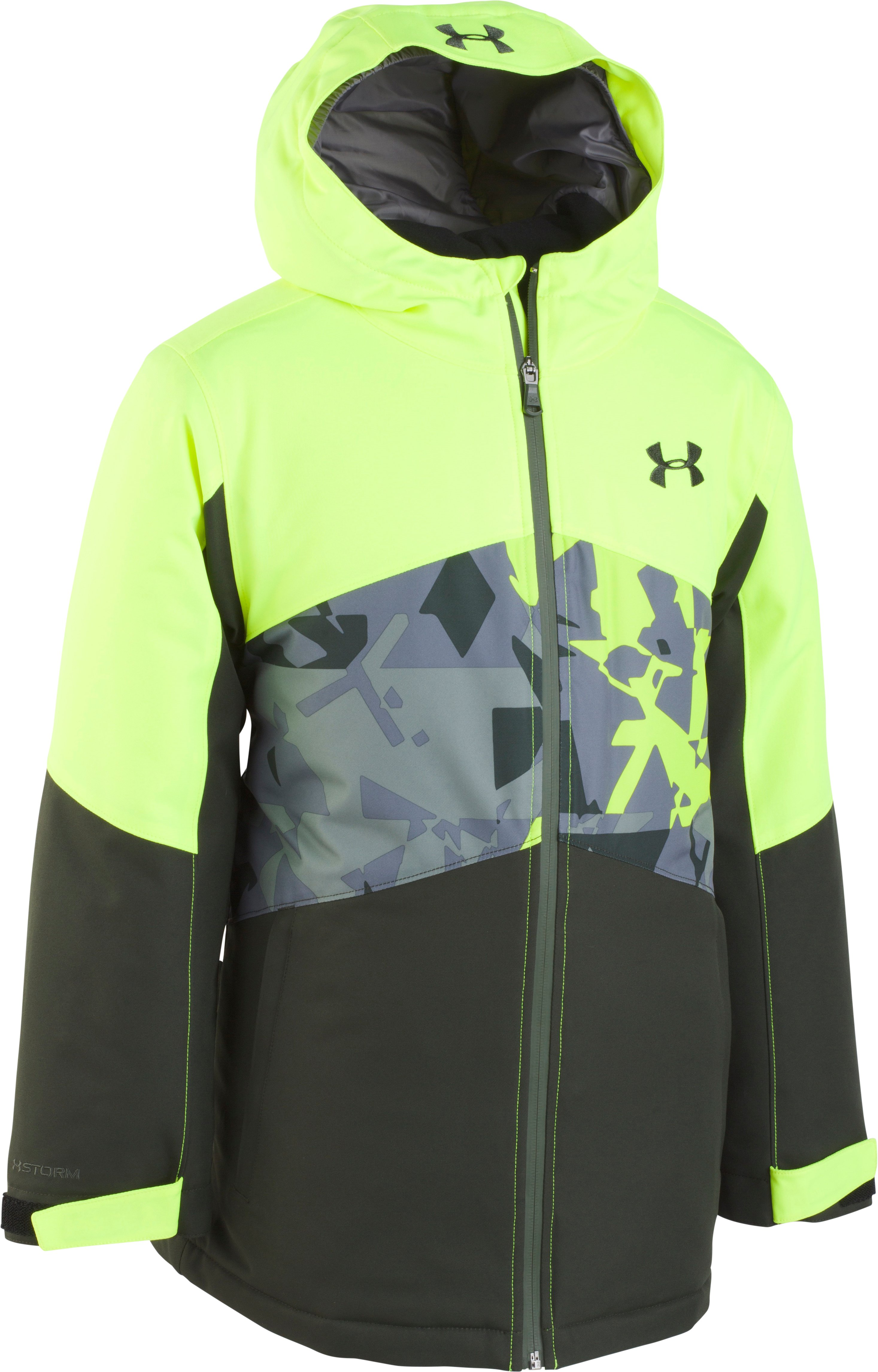 Boys' Pre-School UA Zumatrek Jacket  1 Color $110.00