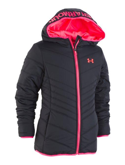 86c8091371d6 Girls  UA Prime Jacket