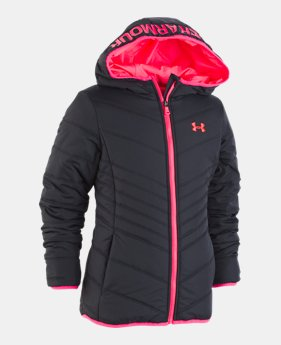 83a3748513 Girls  UA Prime Jacket 2 Colors Available  52.99