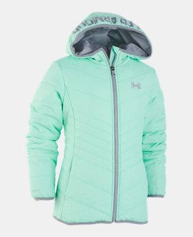 64bf78dc8f Girls' Outlet Jackets & Vests | Under Armour US