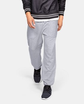 UA Exclusives Men's UA Be Seen Sweatpants  1  Color Available $70