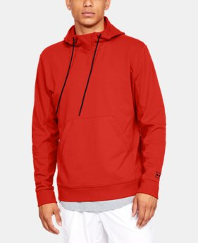 UA Exclusives Men's UA Be Seen Logo Hoodie  1  Color Available $80