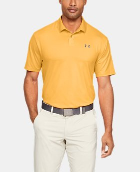 828efc3bc Men s UA Performance Polo Textured LIMITED TIME  25% OFF 2 Colors Available   41.99