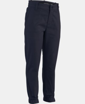 New Arrival Boys' UA Uniform Slim Fit Jogger Pants  2  Colors Available $50