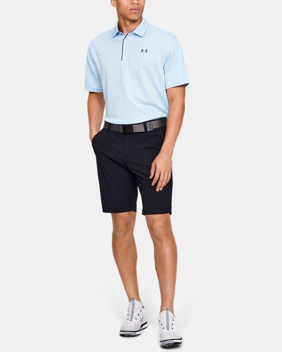 Men's UA EU Performance Tapered Shorts, Black, pdpMainDesktop image number 0
