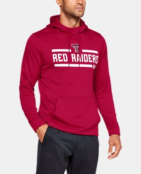 Men's Armour Fleece® Collegiate Hoodie  5  Colors Available $65
