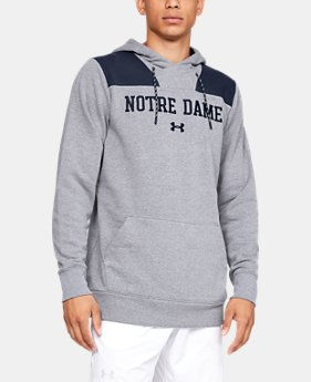 New Arrival Men's UA Fleece Collegiate Hoodie  1  Color Available $95