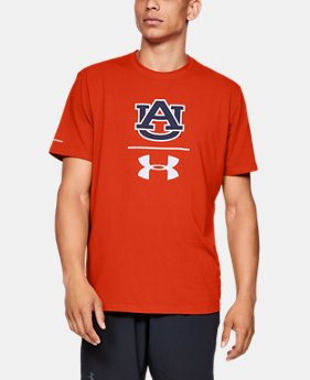 New Arrival Men's Charged Cotton® Collegiate Short Sleeve T-Shirt  1  Color Available $32