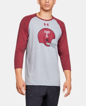 New Arrival Men's UA Collegiate T-Shirt  4  Colors Available $40