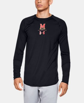Men's UA MK-1 Collegiate Long Sleeve   1  Color Available $35