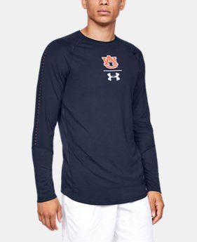 New Arrival Men's UA MK-1 Collegiate Long Sleeve   5  Colors Available $50
