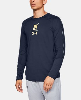 New Arrival Men's UA MK-1 Collegiate Long Sleeve   4  Colors Available $50