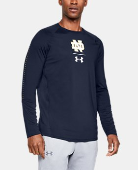 New Arrival Men's UA MK-1 Collegiate Long Sleeve   6  Colors Available $50