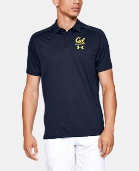 Men's UA Pinnacle Polo Collegiate  1  Color Available $59.5