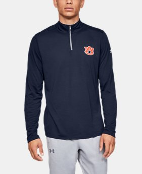 New Arrival Men's UA Microthread ¼ Zip Collegiate  1  Color Available $60