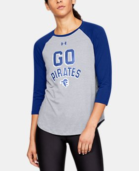 Women's Charged Cotton® Baseball Collegiate T-Shirt  1  Color Available $40