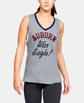 New Arrival Women's UA Iconic Neppy Collegiate Tank  1  Color Available $45