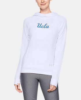 New Arrival Women's UA Featherweight Collegiate Hoodie  1  Color Available $75