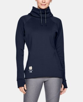 New Arrival Women's UA Champ Funnel Neck Collegiate  1  Color Available $110