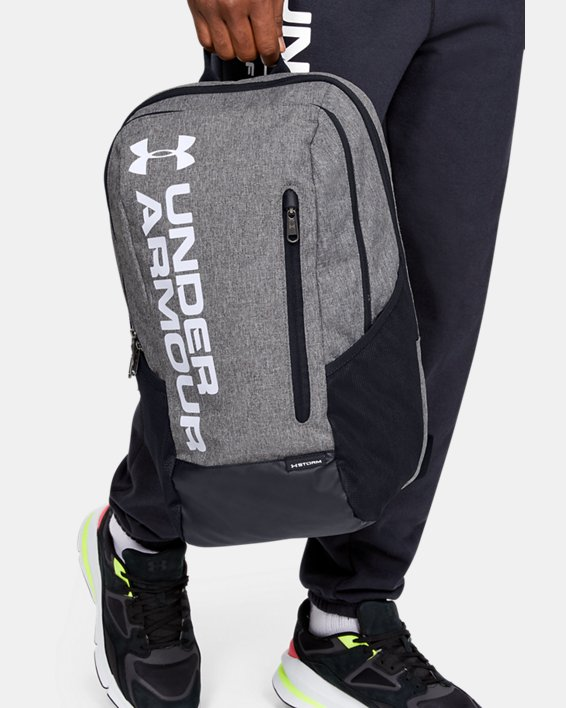 UA Gametime Backpack, Gray, pdpMainDesktop image number 0
